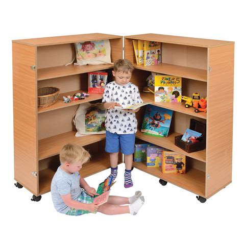 Hinged Bookcase by 4 Shelf Hinged Bookcase Bookcases And Shelving Library