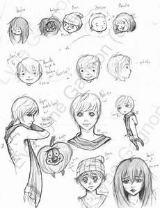 Coiffure Manga Garçon : coupe de cheveux manga fille mary peterson blog ~ Medecine-chirurgie-esthetiques.com Avis de Voitures
