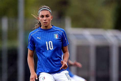 Agnese Bonfantini Earns First Italy Call-Up - Chiesa Di Totti