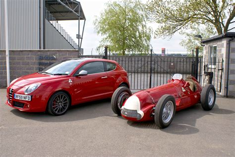 Alfa Romeo 158 by Alfa Romeo 158 Returns To Silverstone Photos 1 Of 2