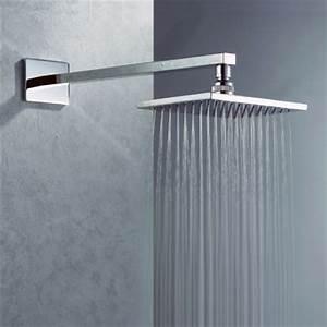 Douche Encastrable Plafond : douche de pluie design pour une pluie de sensations ~ Premium-room.com Idées de Décoration