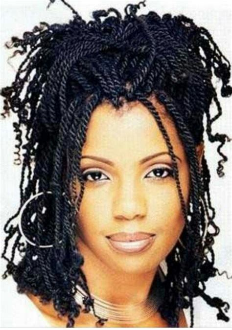 40 Senegalese Twist Hairstyles For Black Women
