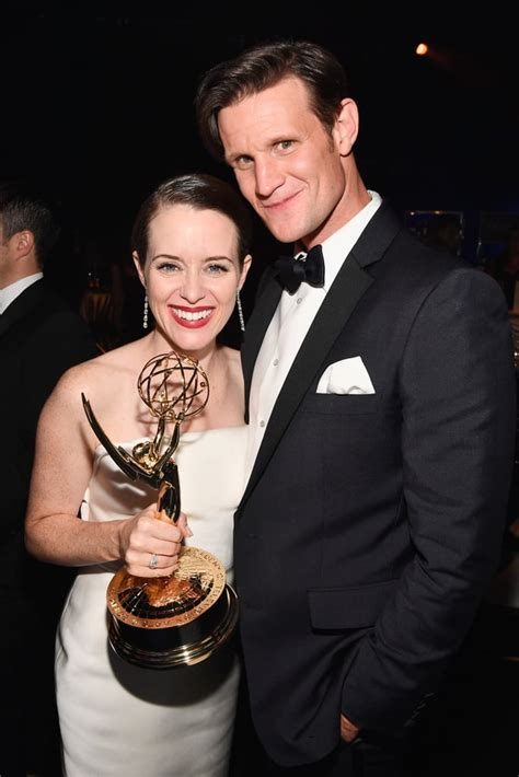 Pictured: Claire Foy and Matt Smith   Best Pictures From ...