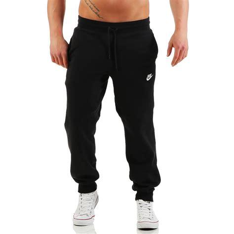 cuffed sweatpants for nike aw77 cuffed fleece tracksuit