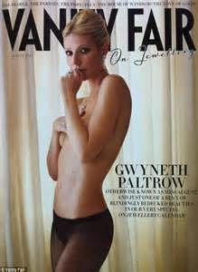 was the gwyneth paltrow take vanity fair article the