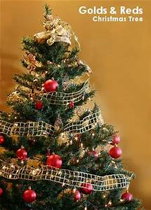 Red Gold Themes For Christmas – Fun for Christmas