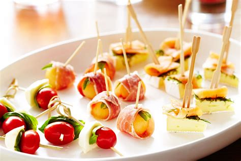 fruit canapes cold canape recipes easy food tech recipes