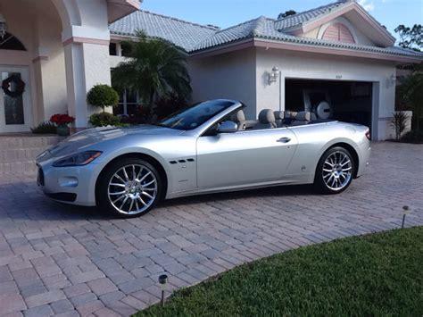 Maserati For Sale In Florida by Maserati Cars For Sale In Fort Myers Florida