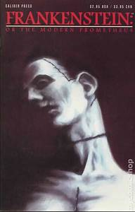 Frankenstein or the Modern Prometheus (1994) comic books