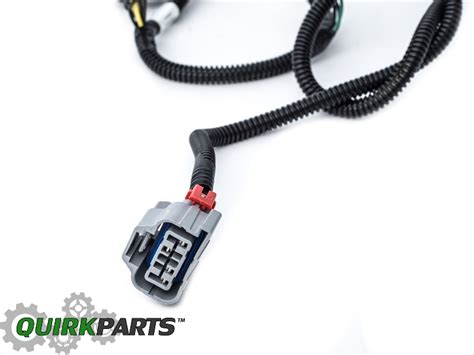 Oem New Rear Left Drivers Tail Light Wiring Harness