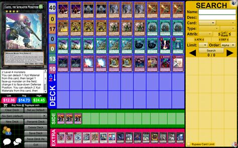 yugioh gagaga deck 2016 r f i more than six samurais in this deck