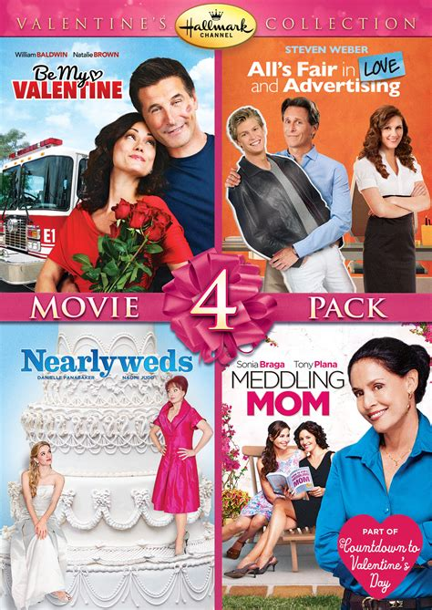 Hallmark Valentines Day Quad Alls Fair In Love And