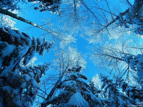 winter great atmosphere