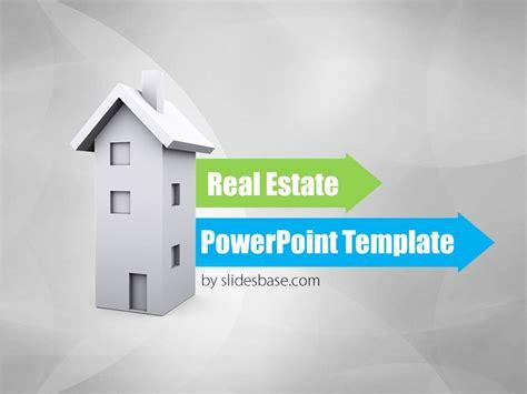 real estate  powerpoint template slidesbase