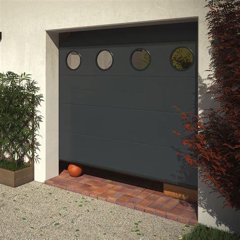 porte de garage isolante porte de garage sectionnelle surf plafond franciaflex