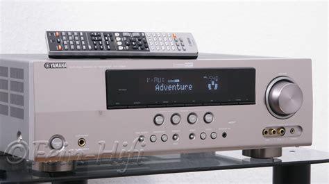 Yamaha Rxv565 Heimkino Dolby Digital Receiver Mit Hdmi