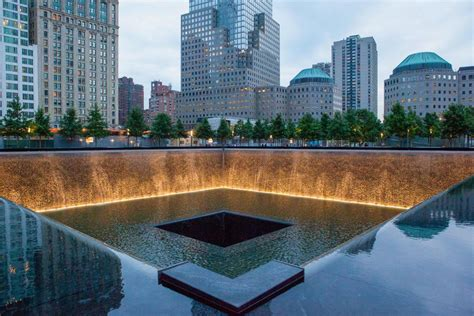 911 Memorial & Museum New York City Attraction, Lower