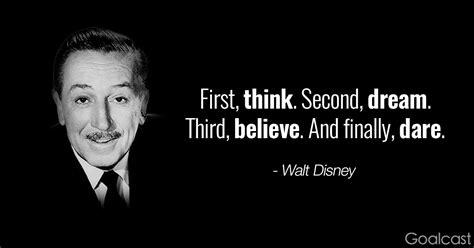 walt disney quotes  dream    goalcast