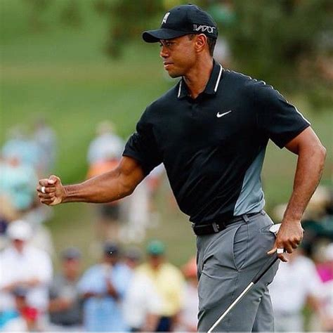 Solid Day 2 For Tiger Woods At The 2015 Masters. -Golf ...