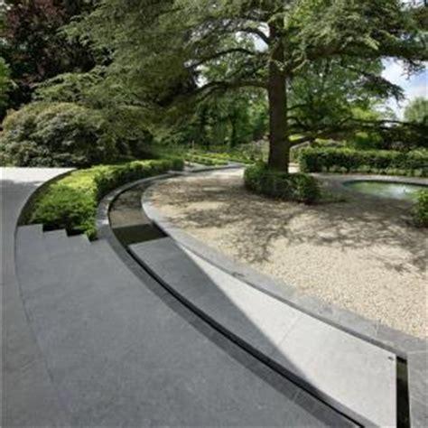tuin simulator buitenaanleg toepassingen blauwe steen