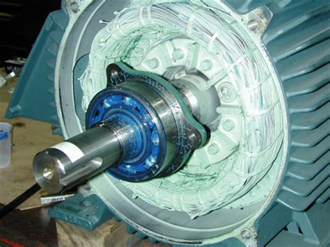 Electric Motor Grease by Lubricating Electric Motors