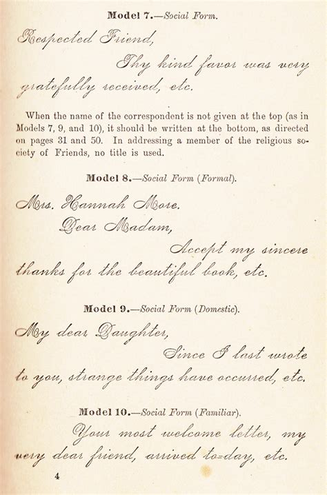 write letters  vintage guide   lost art