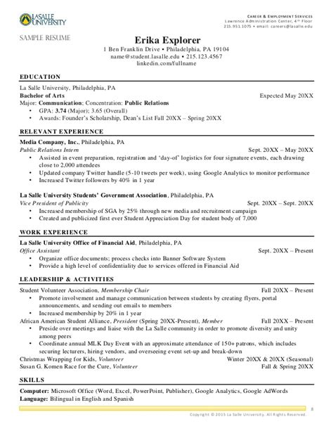 Jobsearch Resume by Resume Search Correspondence Packet