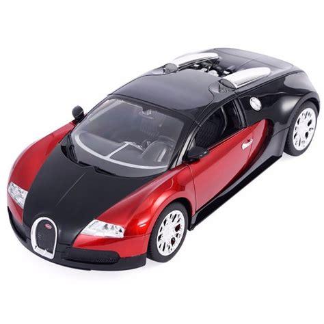 1/14 scale radio control bugatti grand sport vitesse. 1/14Bugatti Veyron 16.4 Grand Sport Radio Remote Control Car RC w/Battery RTR (Red) - Walmart ...