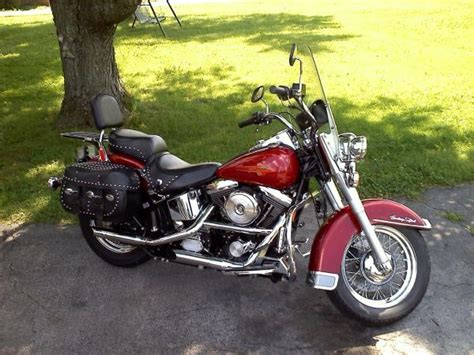 94 Best Harley Heritage Softail Images On Pinterest
