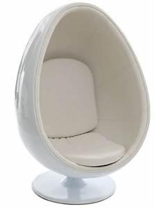 Fauteuil En Oeuf : fauteuil oeuf bulle blanc 70 ~ Farleysfitness.com Idées de Décoration