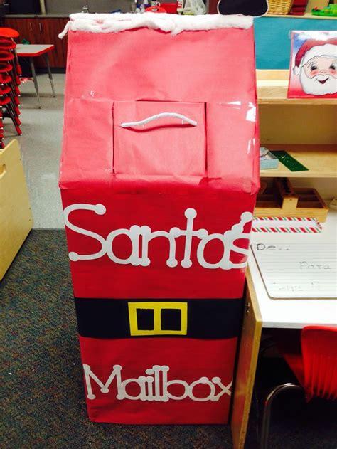 letters  santa mailbox christmas pinterest writing