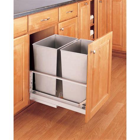 Rev A Shelf Garbage by Rev A Shelf 18 813 In H X 14 813 In W X 22 125 In D