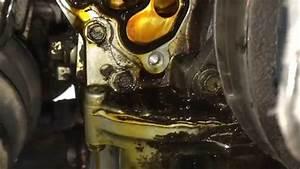 Honda Odyssey Engine Oil Leak