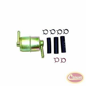1987 Ford Fuel Filter