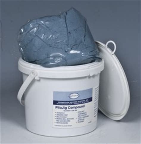 cronatron plio jig heat sink compound jar cwa