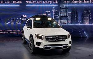 Mercedes Concept GLB Is A Close-To-Production Rugged