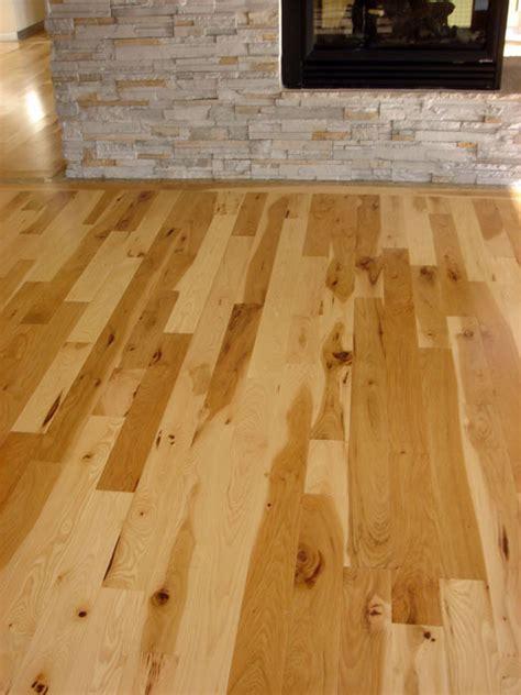 hardwood flooring product profile   hickory