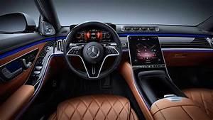 The 2021 Mercedes S-Class Reveals Its All-New Identity - Arabgt