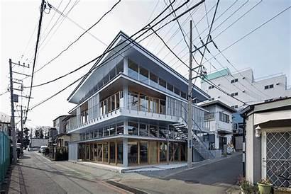 Substrate Factory Ayase Architects Aki Hamada Architecture