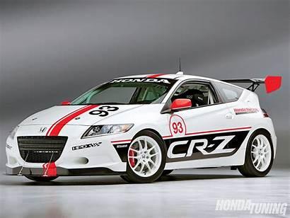 Honda Crz Division Performance