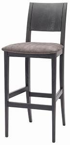 Eska Dark Grey Fabric Bar Stool From Nuevo Coleman Furniture
