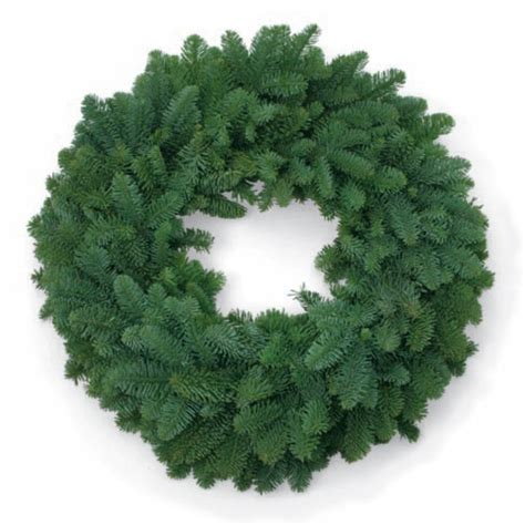 shop 22 in fresh noble fir christmas wreath with lights at