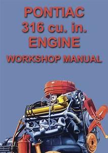 Pontiac 317 Cu In  V8 Engine Rebuild Manual  With Images