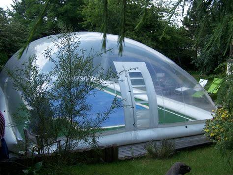 abri gonflable pour piscine