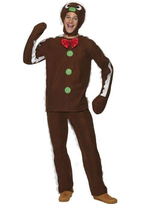 25+ unique Gingerbread man costumes ideas on Pinterest | Gingerbread man halloween costume ...