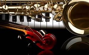 Classical Music Instruments Full HD Desktop Wallpapers ...