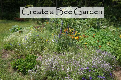 the backyard farming connection planning a bee garden