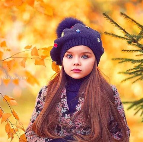 Cette petite fille de 6 ans a été élue la plus belle