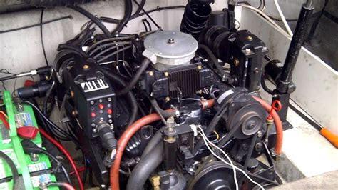 motor volvo penta  retificado   em mercado