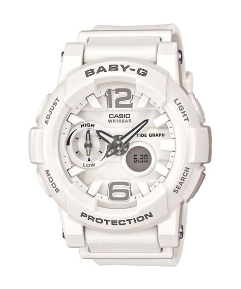 casio baby g casio baby g bga 180 7b1dr bx026 g shock tandem at